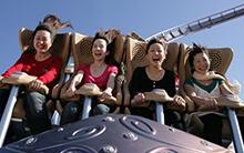 【子連れUSJ】ハリウッド・ドリーム・ザ・ライドはシングルライダーでも楽しめます!