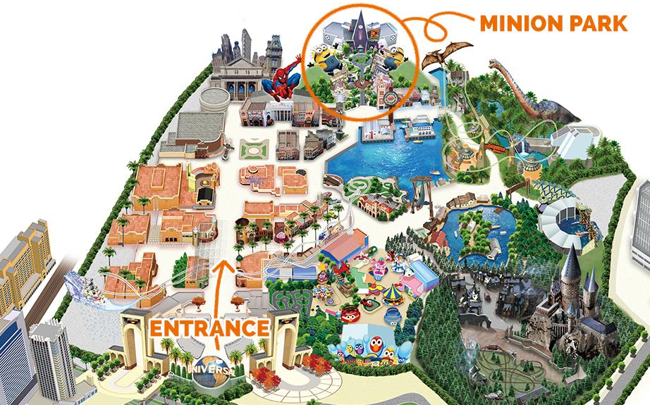 Minion Park Usj