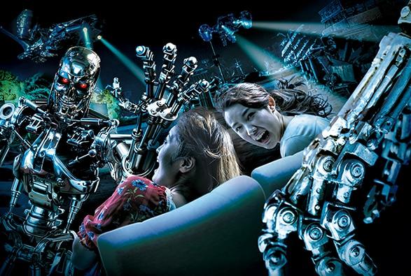 Terminator 2:3-D®