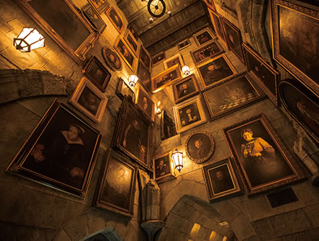 The wizarding world of harry potterattractionsuniversal studios hogwarts castle gumiabroncs Images