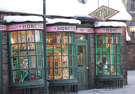 Honeydukes™|Attractions|Universal Studios Japan