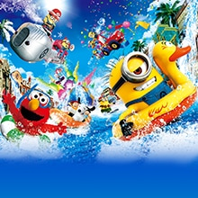 Water RE-BOOOOOOOORN Party & Minions Cool Time!