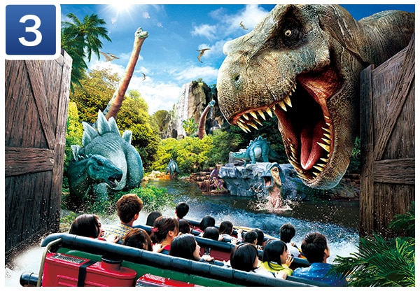 Jurassic Park – The Ride®